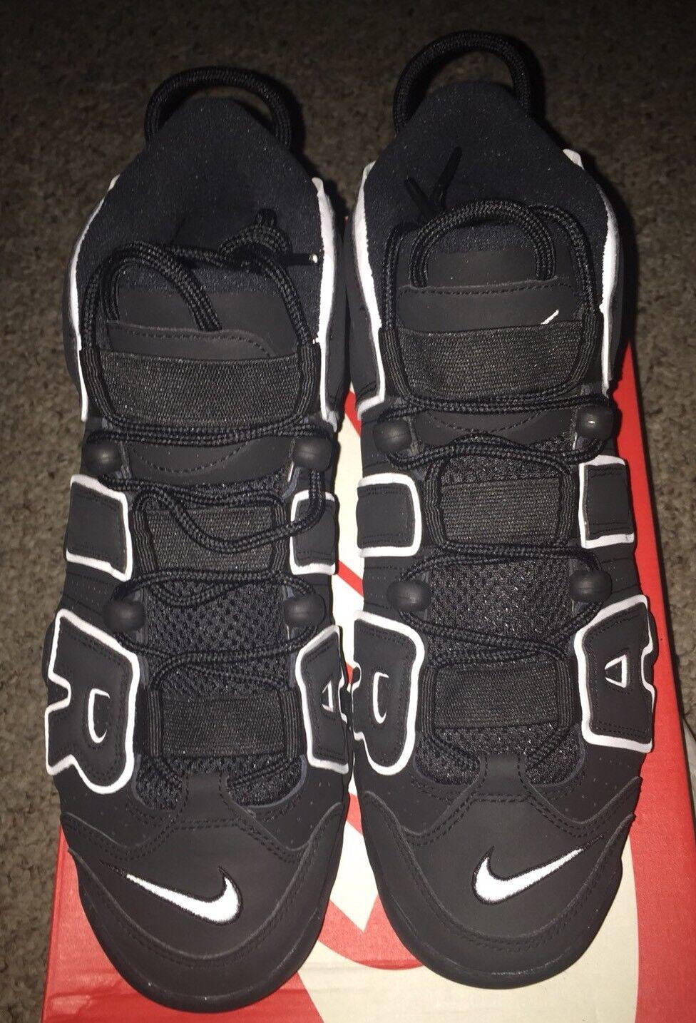 premium selection 84afe 767c9 Nike Air more Uptempo Scottie Pippen Hombre cómodo cómodo cómodo  confortable y atractivo 93fee9