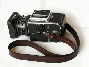 Details about Hasselblad 500cm, 501CM, 503CX (Fit) Wide Leather Camera  Strap - BRAND NEW