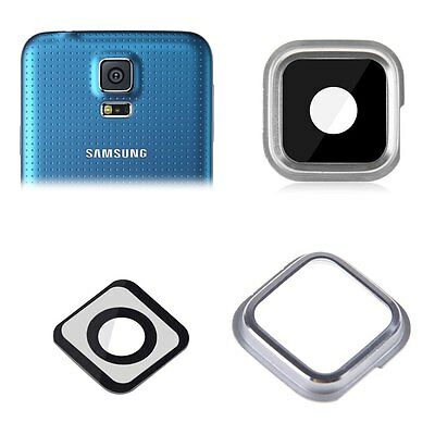 Camera Frame Holder Lens Cover Replacement For Samsung Galaxy S3 S4 S5 Note 4
