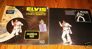 ELVIS-ALOHA-FROM-HAWAII-VIA-SATELLITE-with-RARE-STICKER