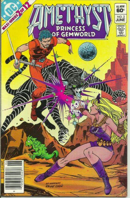 Amethyst, Princess of Gemworld #2 (Jun 1983, DC)