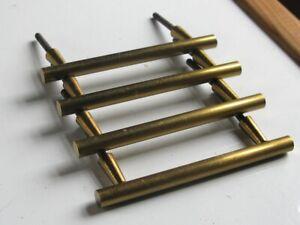 ancien bronze ameublement laiton petite poignée de meuble ou porte
