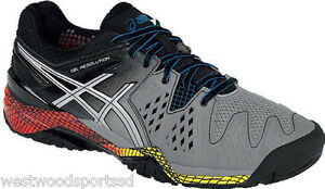 asics tennis sneakers resolution 6