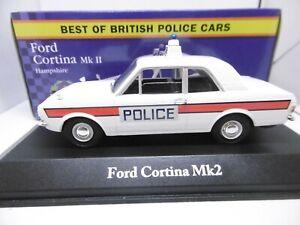 Corgi-Vanguards-para-Atlas-Cortina-de-Ford-MKII-Hampshire-policia-1-43-Escala-Ref-Gj