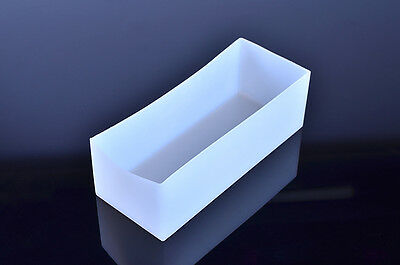 Silicone Liner Mould Loaf Soap Making Baking Tools DIY Cake Bread Toast Moulds