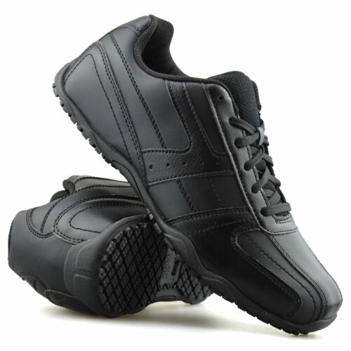 Mens Casual Lace Up Memory Foam Walking Running Work Trainers Driving Shoes Size