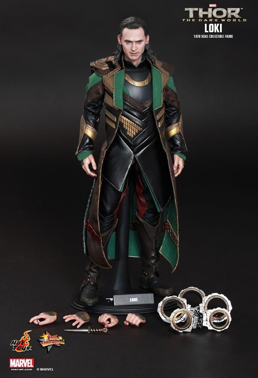 Hot toys Loki dark world exclusive