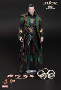Hot Toys Loki Dark World Exclusif