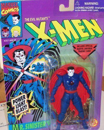 THE EVIL MUTANTS X-MEN MR.SINISTER