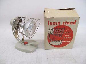 Details about VINTAGE KENMORE HEAT /SUN LAMP, DESK / WALL MOUNT ATOMIC  INDUSTRIAL MODEL 7108