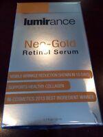 & Sealed Lumirance Anti-aging Neo-gold Retinol Serum 1.7 Fl Oz / 50 Ml