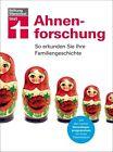 Ahnenforschung von Thomas Wieke (2013, Taschenbuch)