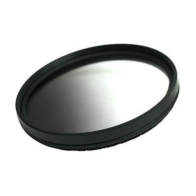 72mm 72 Graduated Gradual Grey Color Special Effect ND Lens Filter Screw Mount