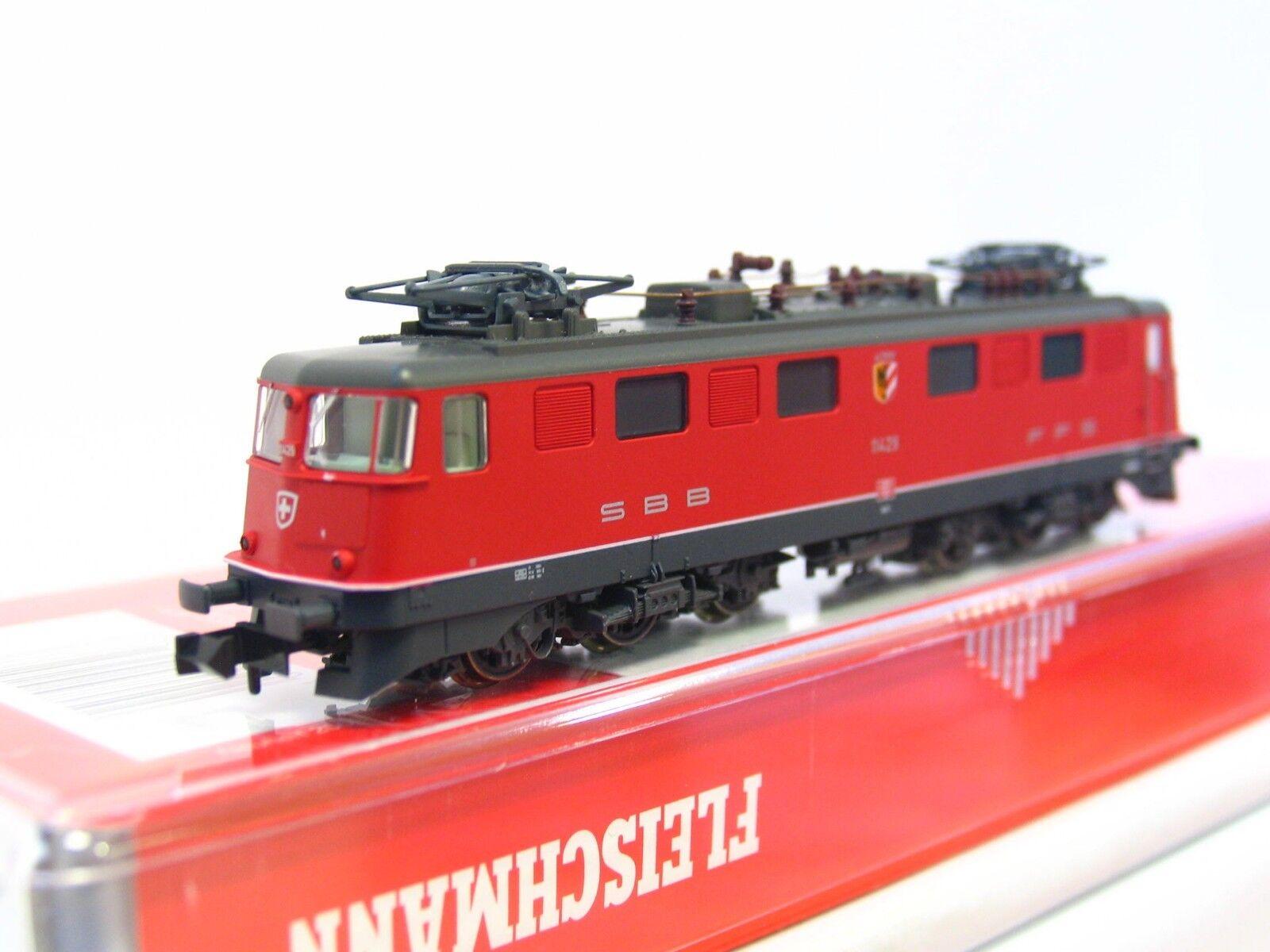 Fleischmann N 737203 E-Lok Ae 6 6 6 6 11429 Altdorf SBB CFF FFS DSS OVP (RB138) d10286
