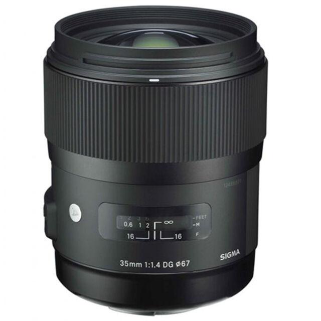 Sigma 35mm f/1.4 DG HSM Art Lens (for Sony E-Mount) *NEW*