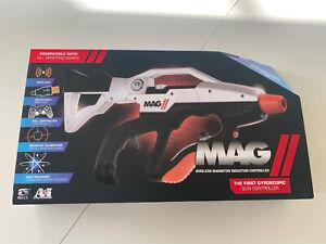 MAG 2 Inalámbrico magnetón de controlador para PS3 & PC Induction