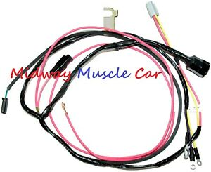 details about hei engine wiring harness 64 65 66 chevy pickup truck suburban c10 k10 K20 Wiring Harness