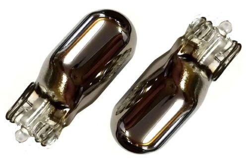 HYUNDAI Coupé 02-04 Chrome//Silver Indicator Bulbs SIDE 501 flash Amber orange Re