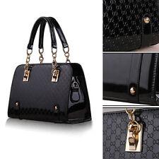 New Women Handbag Shoulder Bags Tote Purse PU Leather Lady Messenger Hobo Bag