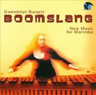 Boomslang: New Music for Marimba (CD, Dec-2012, Blue Griffin Recording)