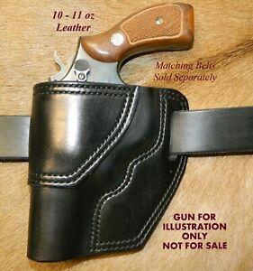 """Gary C/'s Leather Avenger Left Hand OWB Revolver HOLSTER  S/&W K Frame  3/"""""""