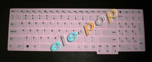 Keyboard Cover Skin for LENOVO W540 E540 E550 E555 T540p T550 W541 W550s Yoga 15