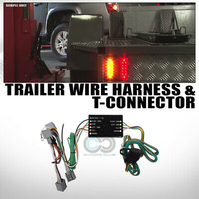 ford transit connect trailer wiring diagram fit 14 20 ford transit connect trailer tow hitch 4 way output  ford transit connect trailer tow hitch