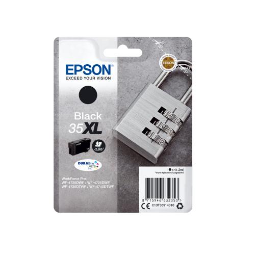 Orig. Epson C13T35914020 Druckerpatrone T35XL schwarz Angebot Neu!!!