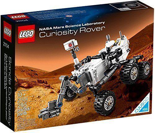 LEGO 21104 IDEAS Curiosity Rover NASA Mars Science Laboratory NUEVO NUEVO NUEVO   NEW 562f07