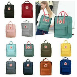 7L-16L-20L-Fjallraven-Kanken-Unisex-Backpack-Travel-Shoulder-School-Bags-handbag