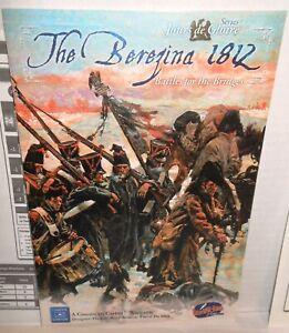 BOARD-WAR-GAME-Jours-de-Gloire-Series-The-Berezina-1812-Battles-for-the-Bridges