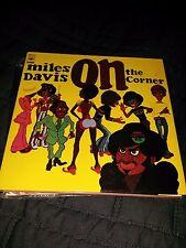 On the Corner Japan Sony Miles Davis CD