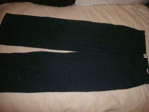 Women/'s Gap Wide Leg Stretch Trousers choose size Navy Blue Heather B205