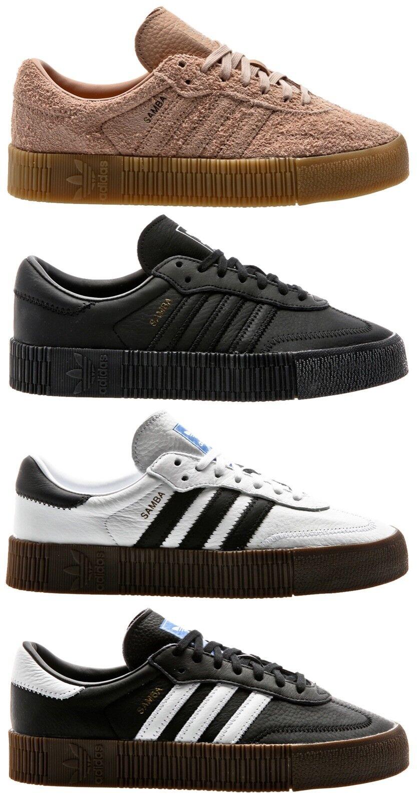 Adidas Originals Sambapink W Women Sneaker Women's shoes shoes