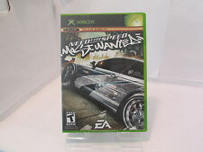 Need for Speed: Most Wanted (Microsoft Xbox, 2005) *In Case* tested