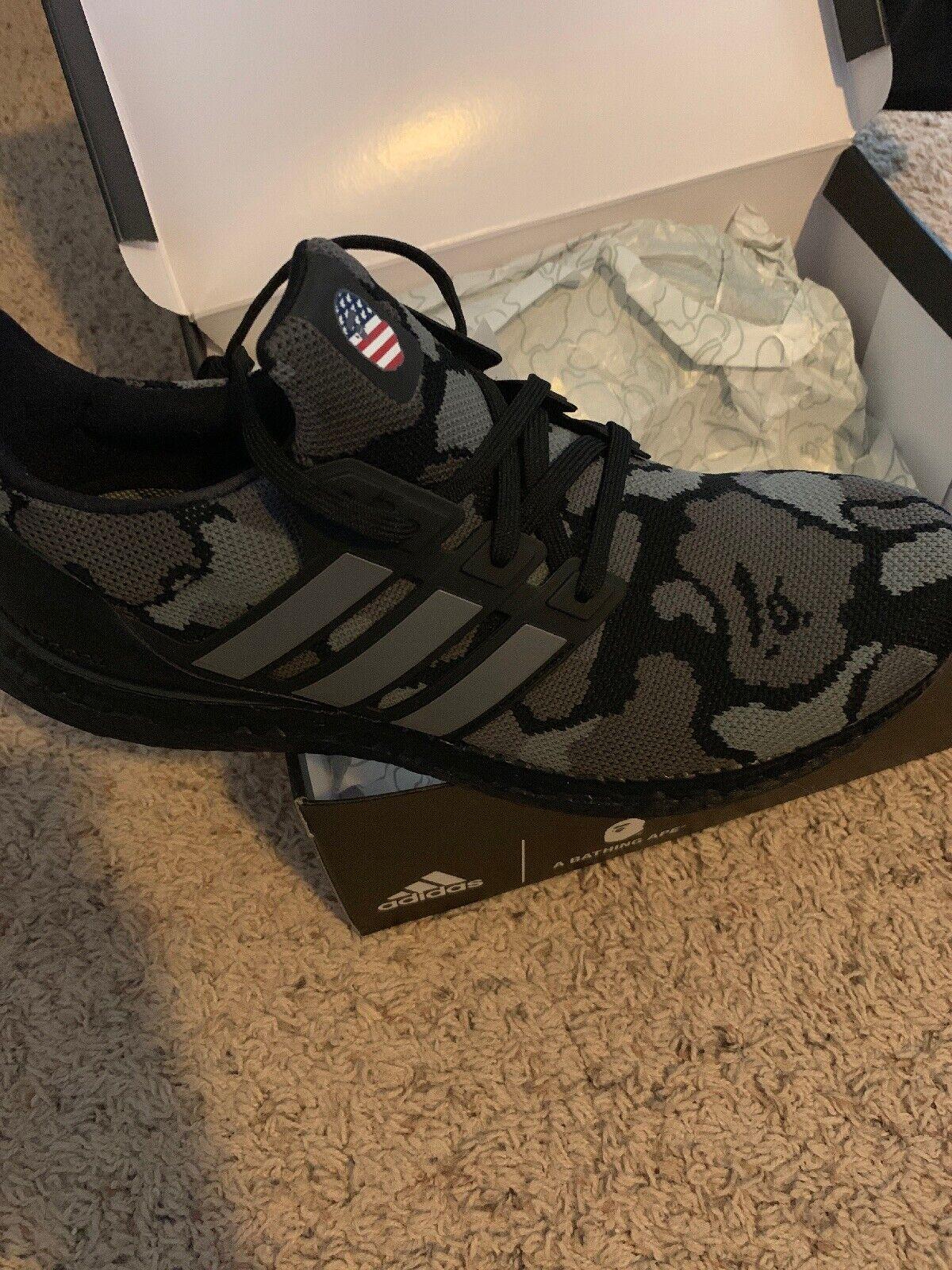 Adidas ultra boost 4.0 bape camo