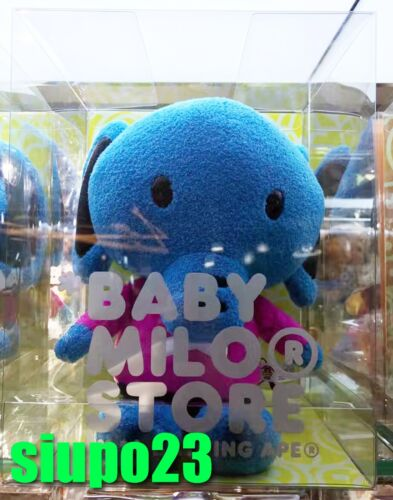 A Bating Ape Baby Milo Store Plush Doll ~ Elephant