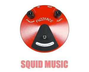 Dunlop-Fuzz-Face-Pedal-JDF2-Original-Germanium-PNP-Transistor-OPEN-BOX
