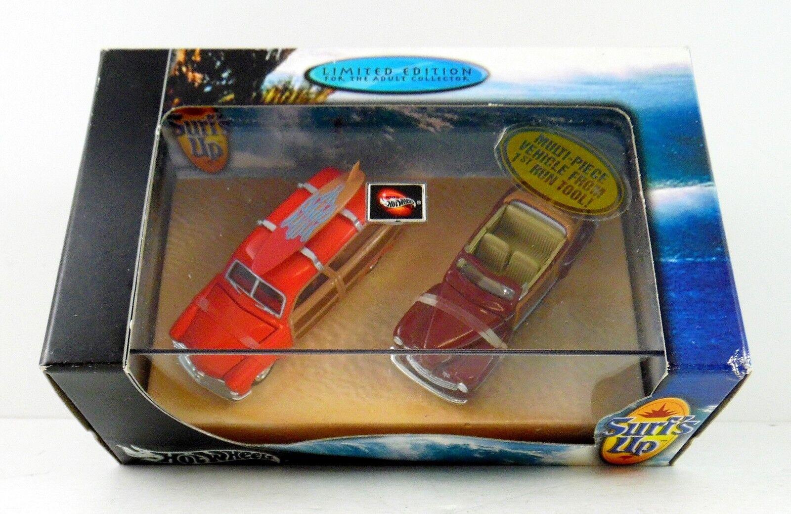 Hot Wheels  Surf's up  (2) nuevos nuevos nuevos modelos escala 1 64 893948