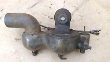 Early Brass Carburetor Original Vintage Ferro Marine Engine Car Truck Tractor