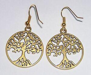 Once-Upon-A-Time-boucles-d-039-oreilles-Regina-arbre-de-vie-OUAT-regina-039-s-earrings