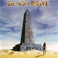 Demon Drive-HEROES-CD-NUOVO