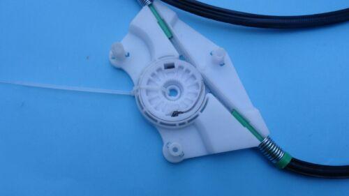 Front Right Electric Window Regulator Panel 6Y1837462 For Skoda Fabia Mk1 99/>08