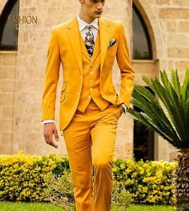 Abiti da sposa color arancio