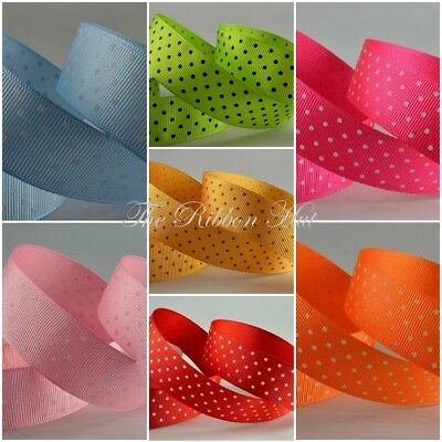 "7//8/""22mm X-mas Graan Leaves Ribbon Gifts Hairbow Craft Handmade"