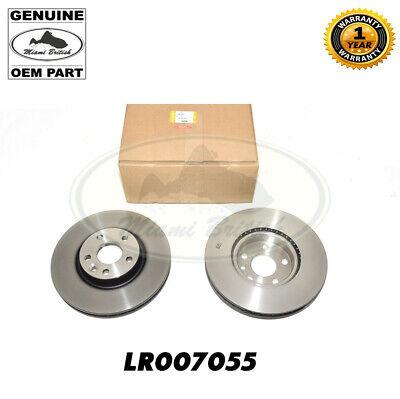 Right Brake Disc GENUINE LR007055 For Land Rover Range Rover Evoque Front Left
