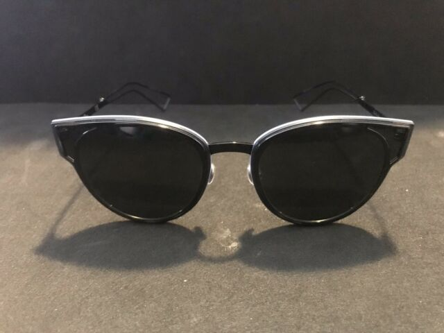 1875b64ecfd Christian DIOR Sunglasses model DiorSculpt color 006P9 Black Cat-Eye size 63