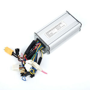36V-48V LCD Display Panel Brushless Motor Controller For Electric Bicycle E-Bike