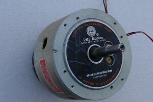Kollmorgen-PMI-Servo-Disc-DC-Motor-with-U6-Tachometer-U9M4HA-U6-00-00917-068