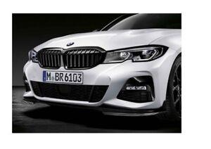 Details About Genuine Bmw 3 Series G20 M Performance Air Intakes Kidney Black New 51138072085